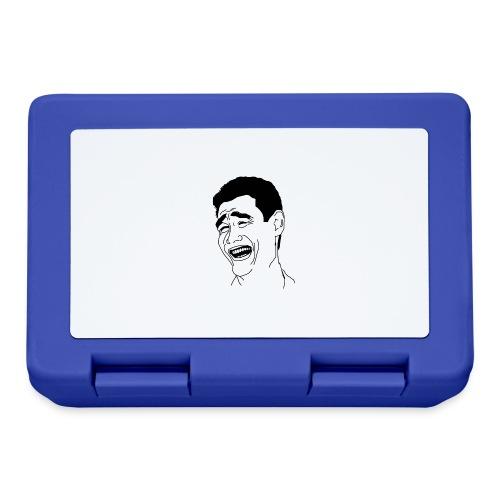Yao Ming Face Bitch Please - Pudełko na lunch