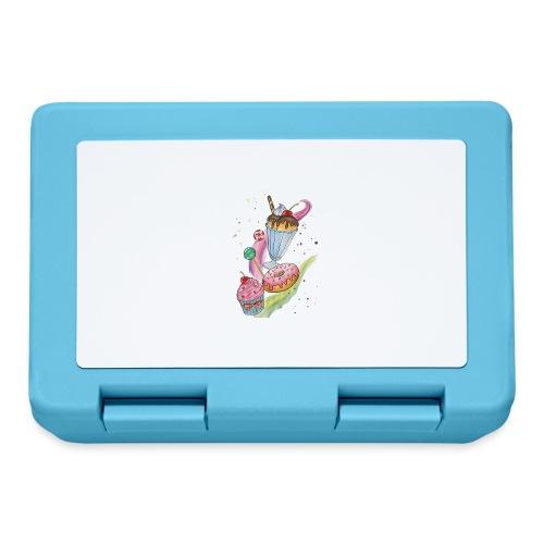 Sweets Watercolors Nadia Luongo - Lunch box
