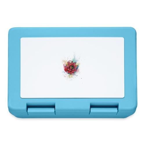 Waterlily Watercolors Nadia Luongo - Lunch box
