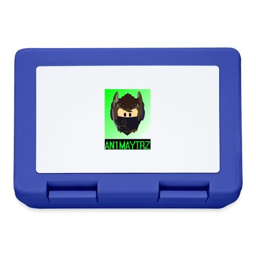 AN1MAYTRZ logo + title - Lunchbox