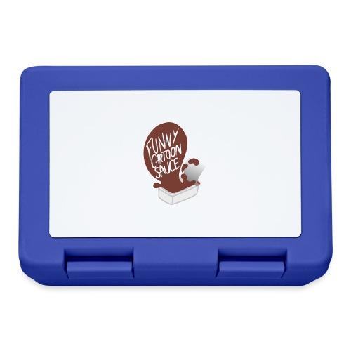 FUNNY CARTOON SAUCE - FEMALE - Lunchbox