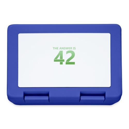 42 - Lunchbox