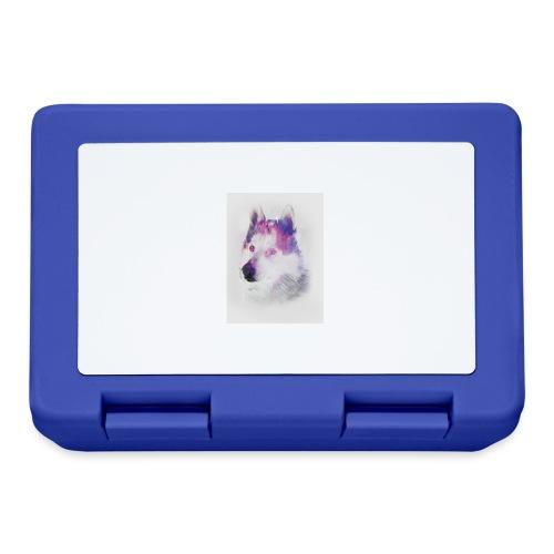 Pies husky - Pudełko na lunch