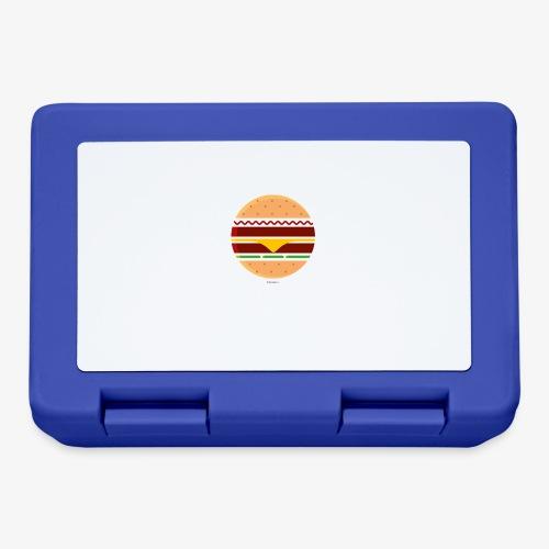 Circle Burger - Lunch box