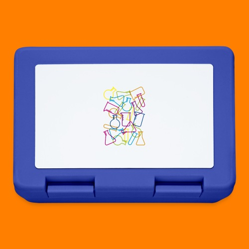 Large Laboratory Glassware - Lunchbox