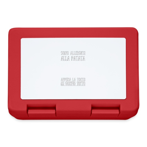 Patata - Lunch box