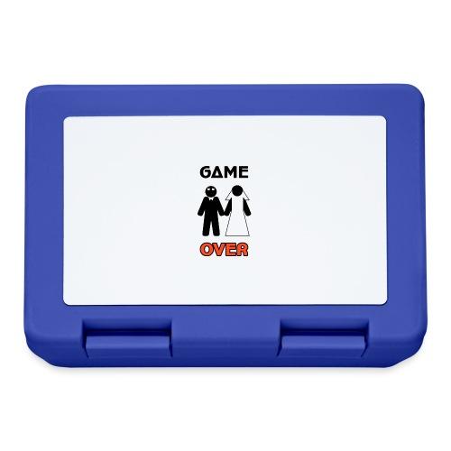 Addio al Celibato - Game Over - Lunch box