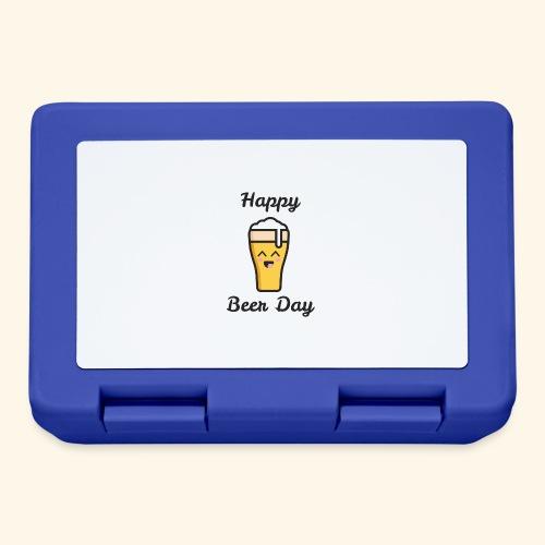 happy beer day - Boîte à goûter.