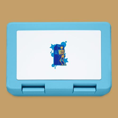 Hi-Score Blue - Pudełko na lunch
