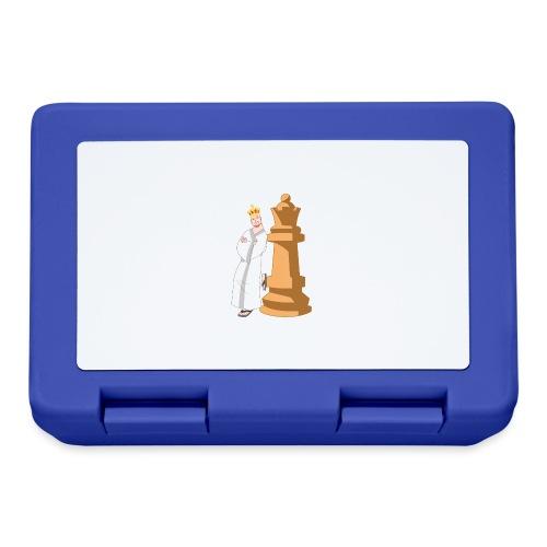 Samurai with Queen - Lunchbox