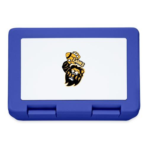 Lions Rugby - Boîte à goûter.