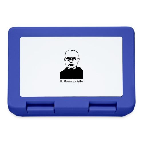 Hl. Maximilian Kolbe - Brotdose