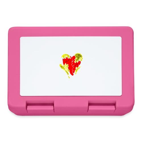 peeled heart (I saw) - Lunchbox