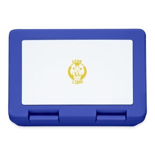 Lean Lions Merch - Lunchbox
