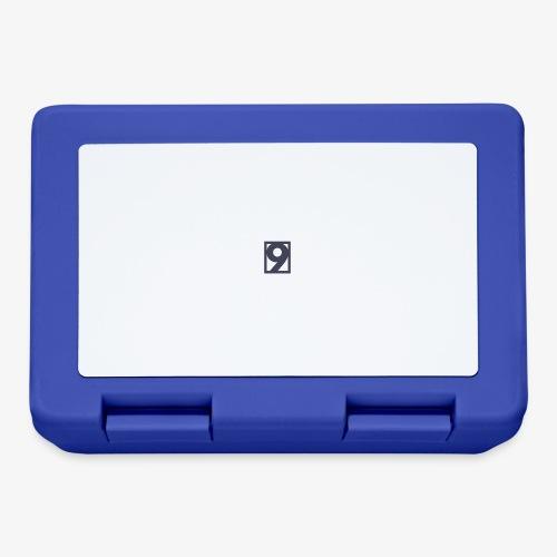 9 Clothing T SHIRT Logo - Lunchbox