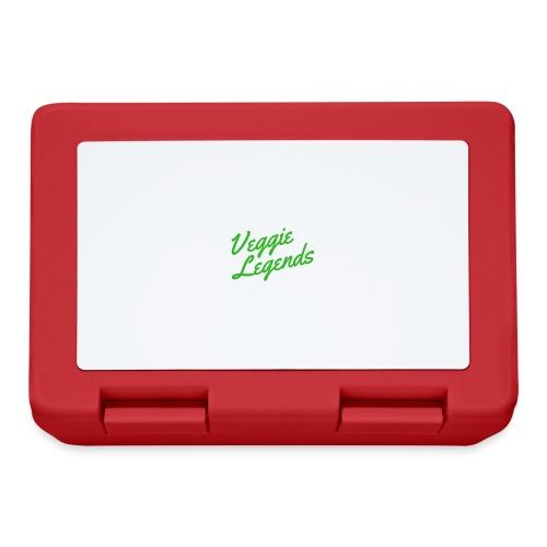Veggie Legends - Lunchbox