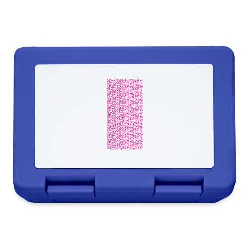 Fluo Sghiribizzy - Lunch box