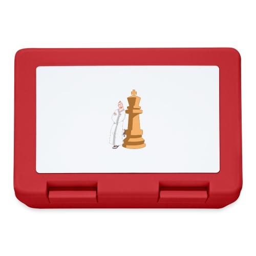 Samurai with King - Lunchbox