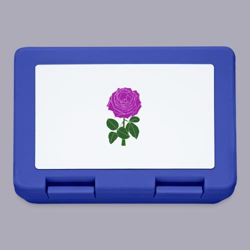 Landryn Design - Pink rose - Lunchbox