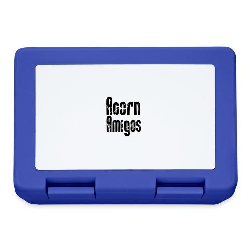 acorn amigos badge - Matlåda