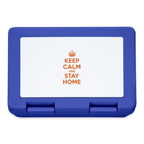 KEEP CALM and STAY HOME - Brotdose