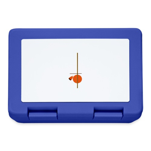 berimbau caxixi - Lunchbox