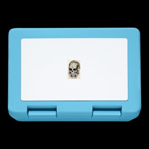 ab7a6a89ac2078fff2dd245fb15abaaf skull tattoo des - Broodtrommel