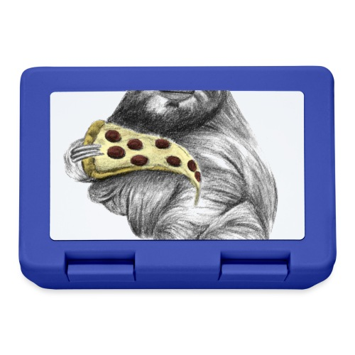 Slot Eating Pizza - Lunchbox