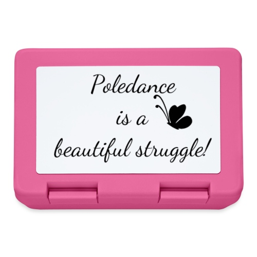 Poledance is a beautiful struggle! - Brotdose