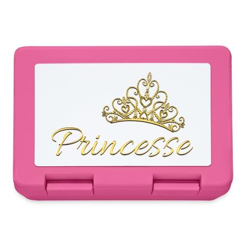 Princesse Or - by T-shirt chic et choc - Boîte à goûter.
