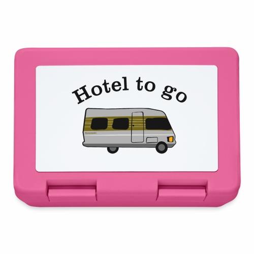 Hotel to go - Brotdose
