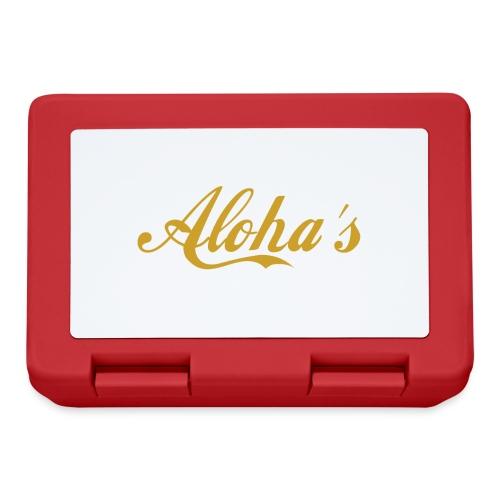 ALOHA'S - Lunchbox