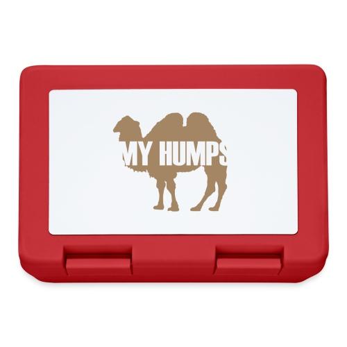 My Humps - Lunchbox