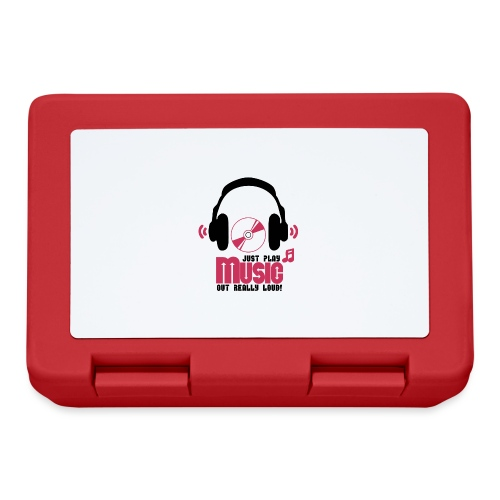 Just Play Music - Lunchbox
