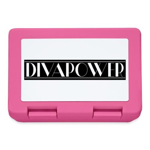 DIVAPOWER Frauenpower - Brotdose
