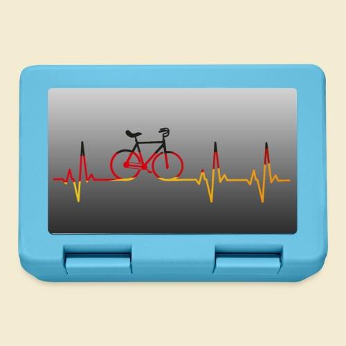 Kunstrad Heart Monitor Maske - Brotdose