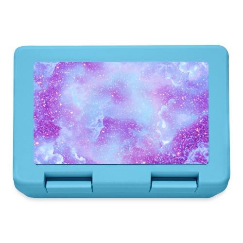 Fairy tale elves dust fairies glitter clouds - Lunchbox
