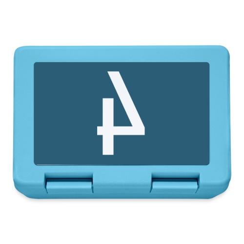 Het Spoor 4 logo klein - Broodtrommel