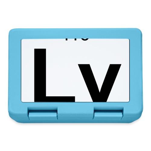Livermorium (Lv) (element 116) - Lunchbox