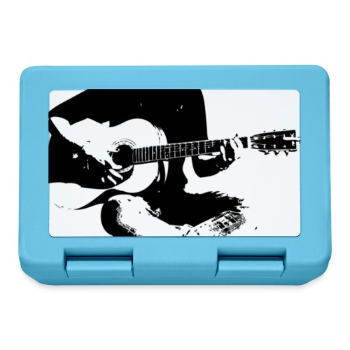 Cynthia Janes guitar BLACK - Lunchbox