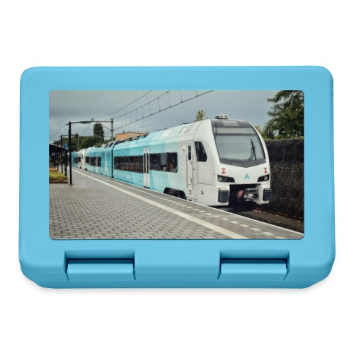 Regionale trein in Bilthoven - Broodtrommel