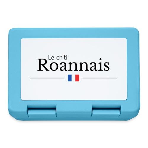 Le ch'tit Roannais - Boîte à goûter.