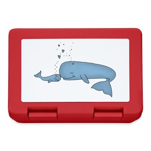Little Whale - Brotdose