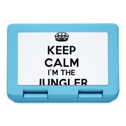 Keep calm I'm the Jungler - Boîte à goûter.