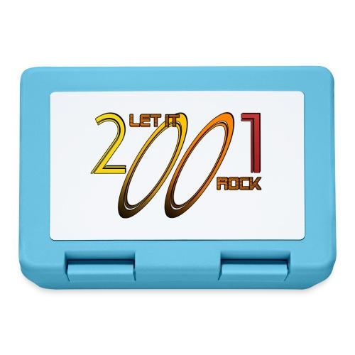 Let it Rock 2001 - Brotdose