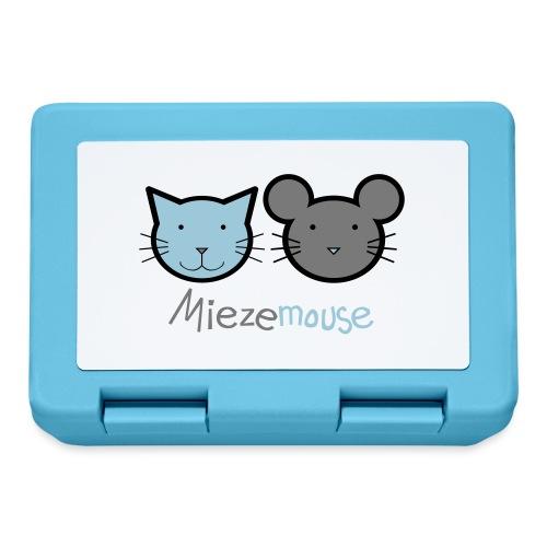 Miezemouse Logo - Brotdose