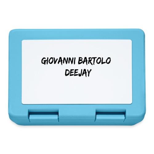 Giovanni Bartolo DJ - Lunch box