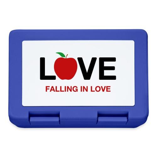 Falling in Love - Black - Lunchbox