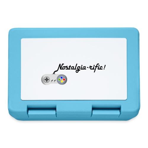 Nostalgia-rific! - Lunchbox