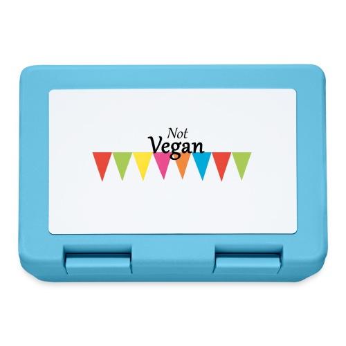 Not Vegan - Lunchbox